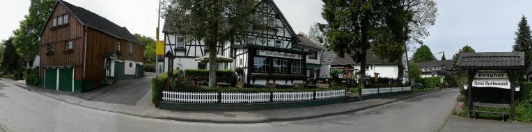 Hotel Zur Post Wiehl Bergische Kaffeetafel